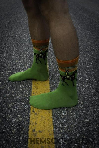 Horse Rider Socks - Themsocks