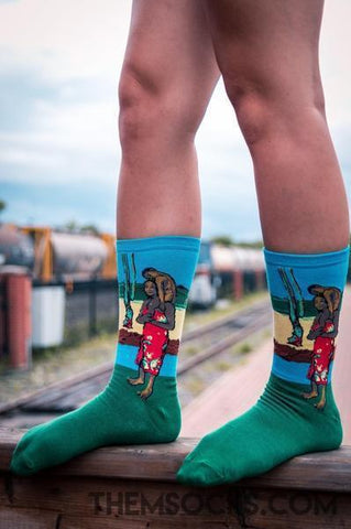Mother and Son Socks - Themsocks