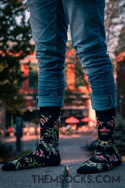Plants Socks - Themsocks