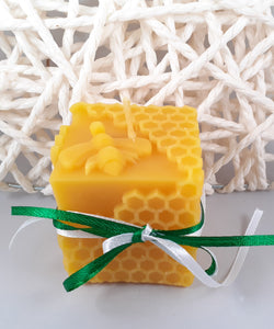 "Beeswax Candle Gift Set ""Spring"""