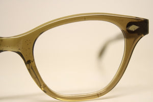 Unused Cat Eye Eyeglasses Vintage Eyewear Retro Glasses Cat Eye Frames