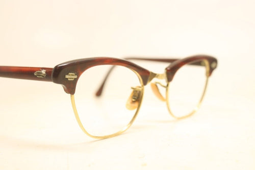 Vintage Cat Eye Glasses 1/10 12k Small Gold filled  vintage Eyewear Retro Glasses Catseye glasses vintage frames