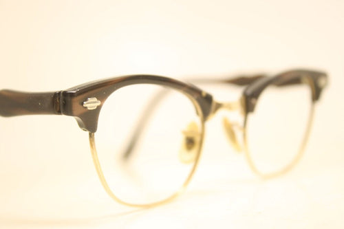 Vintage Cat Eye Glasses 1/10 12k Gold filled  vintage Eyewear Retro Glasses Catseye glasses vintage frames
