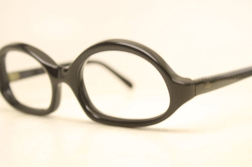Unique Black Eyeglasses Vintage Eyewear Retro Glasses Cat Eye Frames