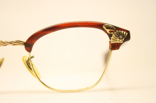 American Optical Cat Eye Glasses Vintage 1/10 12k Gold filled vintage Eyewear Retro Glasses Catseye glasses vintage frames