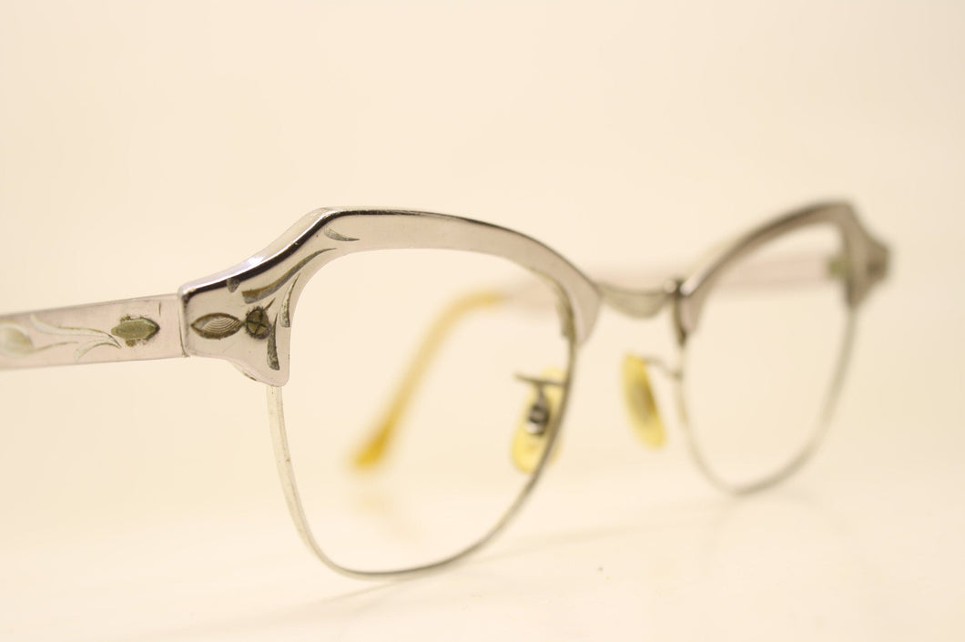 B&L Cat Eye Glasses Vintage 1/10 12k Gold filled vintage Eyewear Retro Glasses Catseye glasses vintage frames