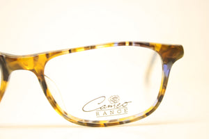 Unused Colorful Rectangular Vintage Eyeglasses Haute Couture Retro New Old Stock Classic Eyeglasses NOS