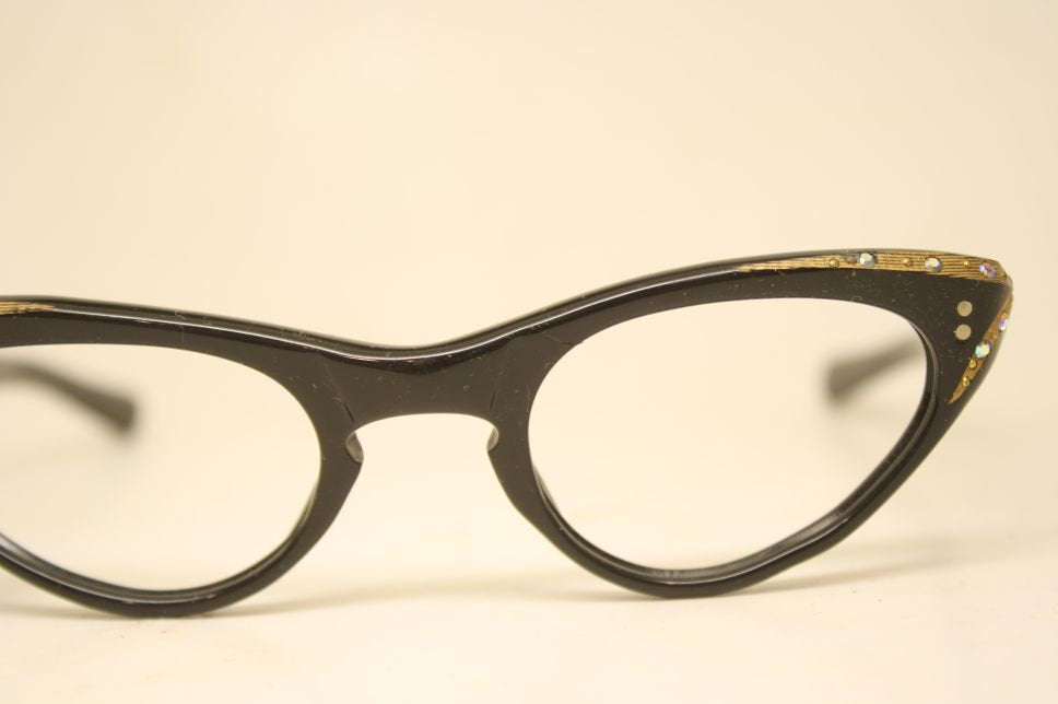 1960s glasses Cat Eye Glasses Vintage Eyewear Retro Glasses