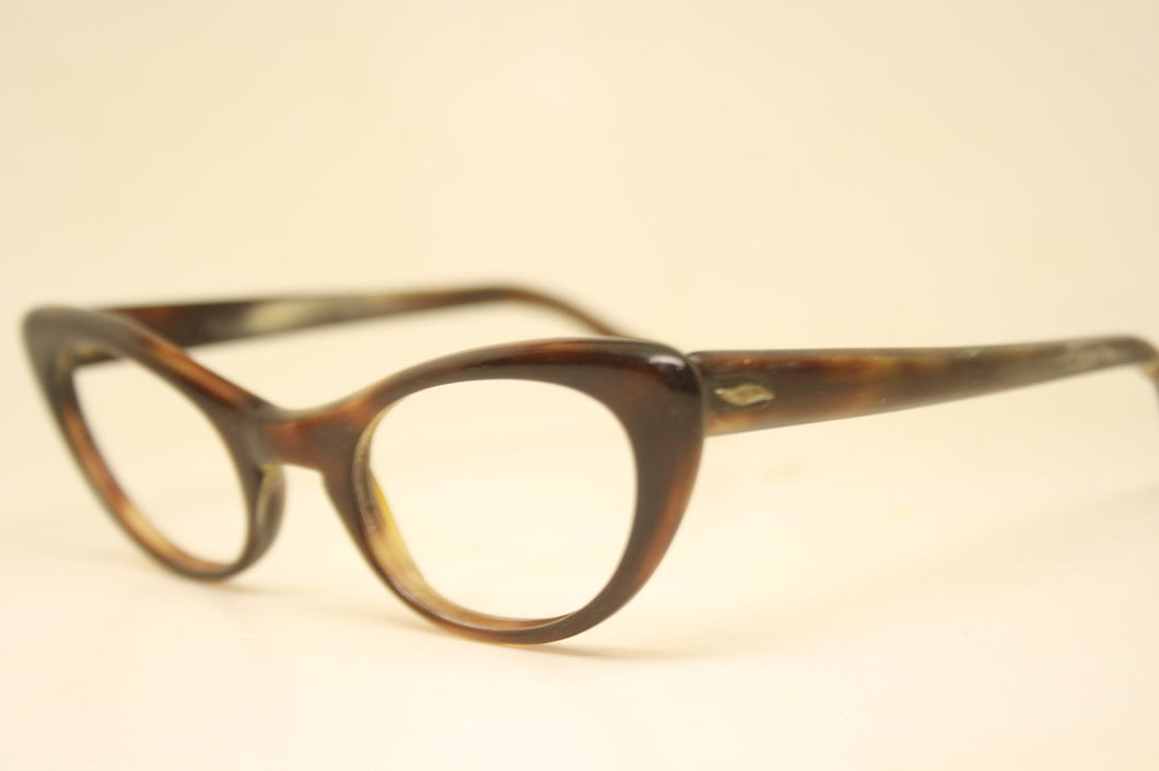 Tortoise Cat Eye glasses vintage Eyewear Retro Glasses Catseye glasses vintage frames