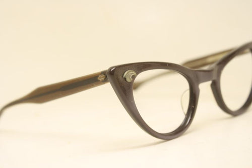 1960s glasses Eyeglasses Vintage Eyewear Retro Glasses Cat Eye Frames