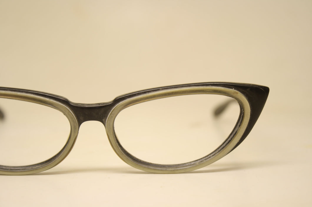 Black Cat Eye glasses vintage Eyewear Retro Glasses Catseye glasses vintage frames