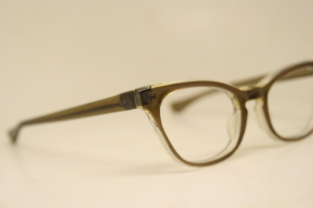 Brown Cat Eye glasses vintage Eyewear Retro Glasses Catseye glasses vintage frames