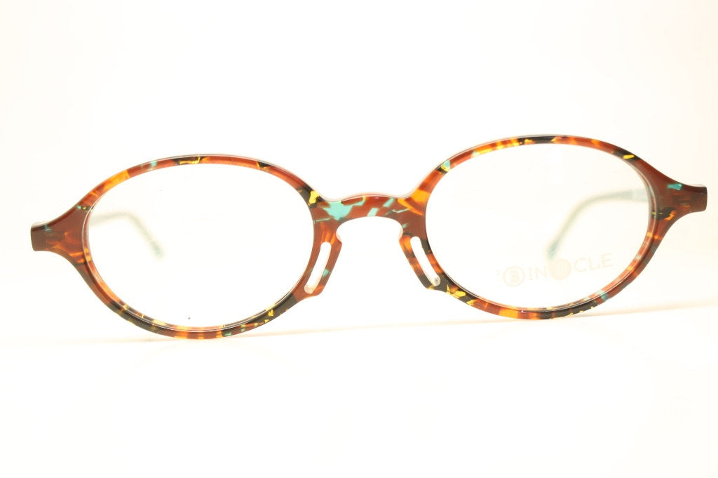 NOS Colorful Oval Vintage Eyeglasses Retro New Old Stock Classic Eyeglasses