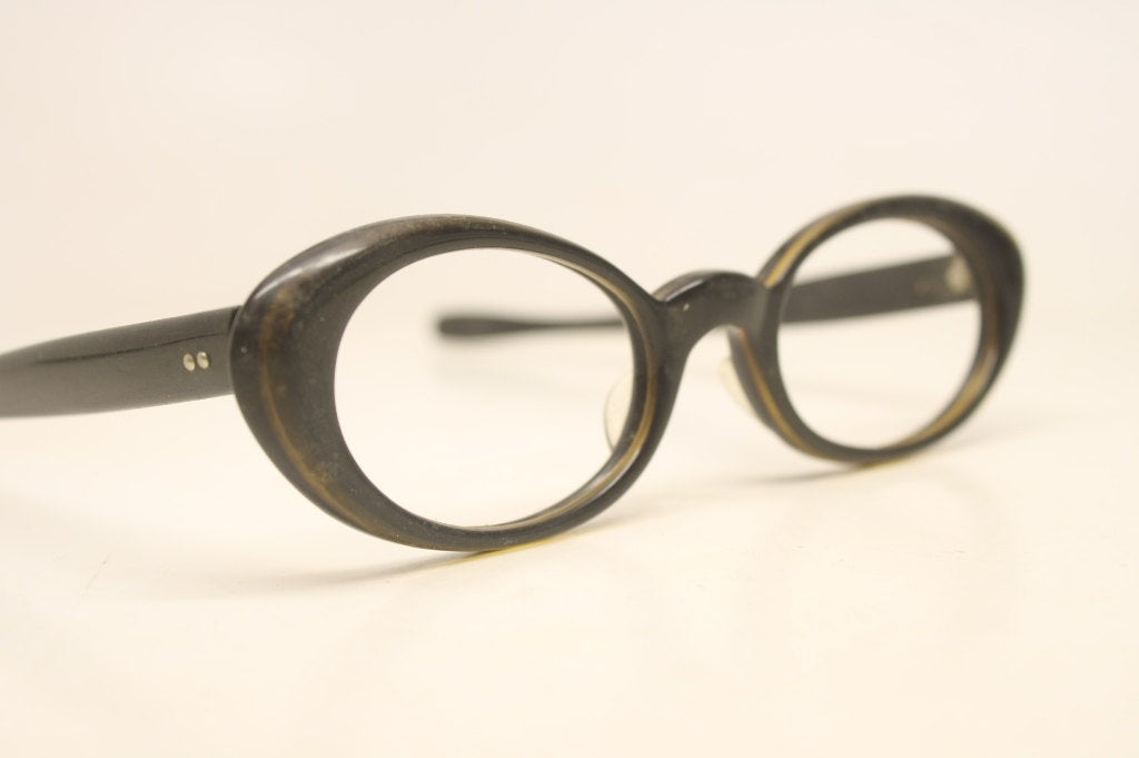American Optical Unused Cat Eye Eyeglasses Vintage Eyewear Retro Glasses Cat Eye Frames