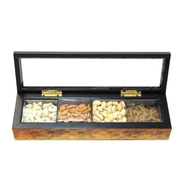 Acrylic Dry Fruit Box