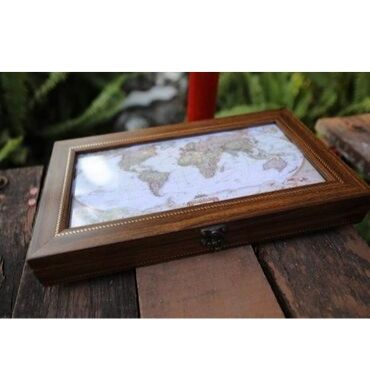 World Map Gifting box