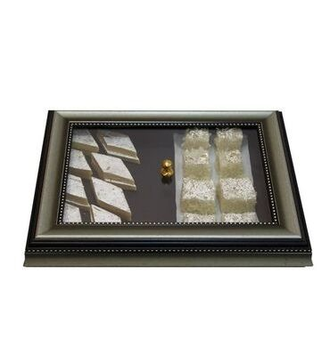 sweet tray with lid