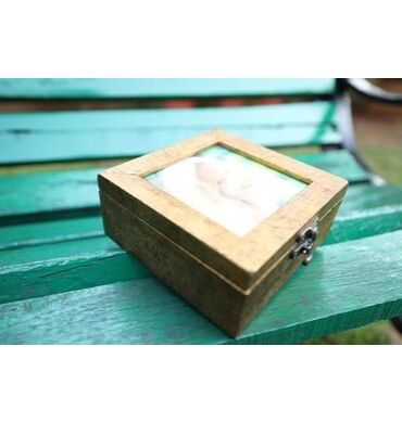 designer photo gifting box