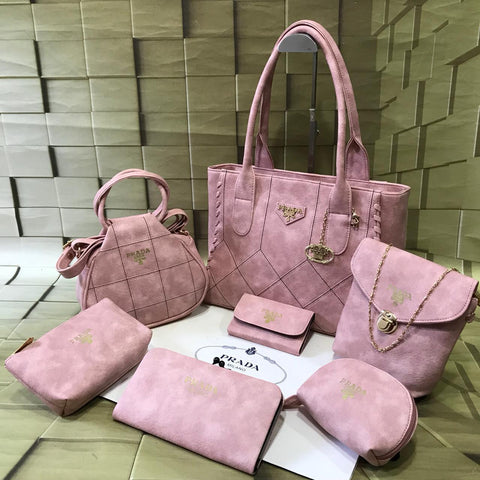 Prada combo bag set