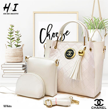 CHANEL HIGH QUALITY SET OF 3