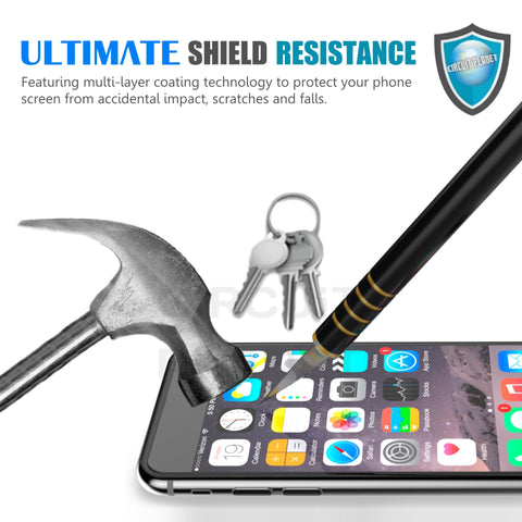 our screen protector which protects your screen from unwanted scratches and accidental damage