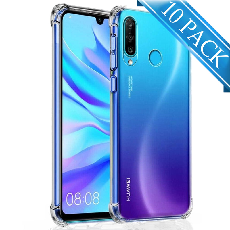Huawei P30 Lite ITEC Tempered Glass         (Price Per Pack Of 5 Units)