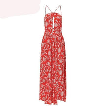Load image into Gallery viewer, Bohemian Floral Dress