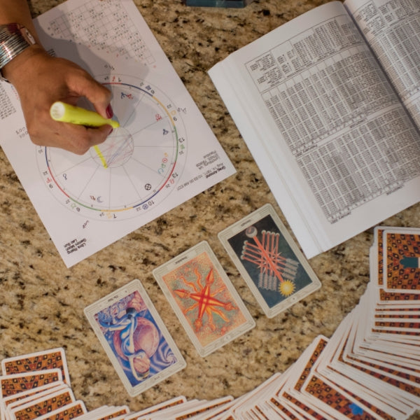 Astrology and Intuitive Coaching Sessions