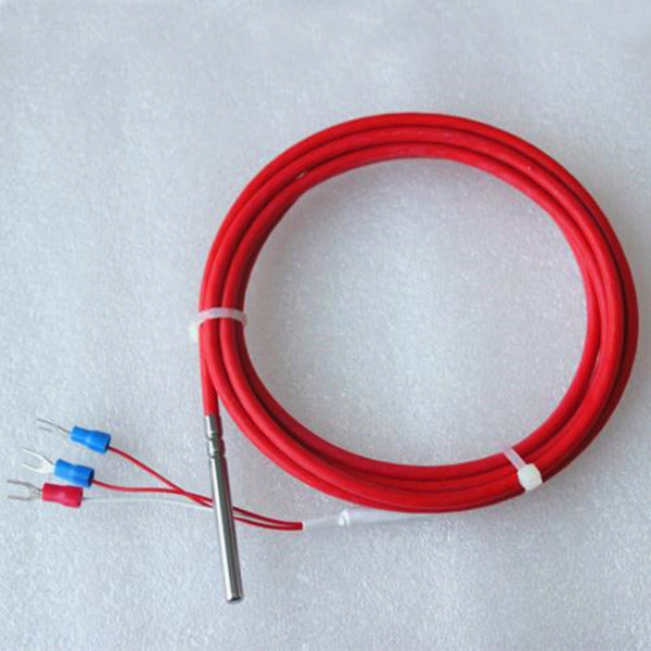 3 Wires PT1000 RTD Temperature Sensor Probe