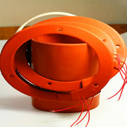 12v 24v Flexible Silicone Rubber Heater
