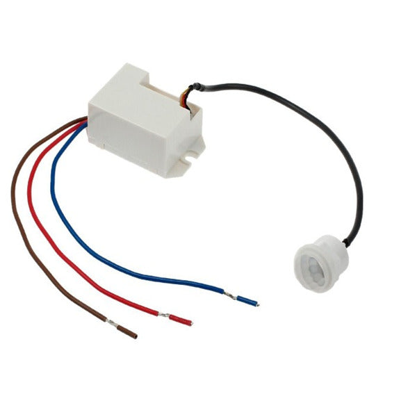 360 Degree Recessed PIR Sensor Detector