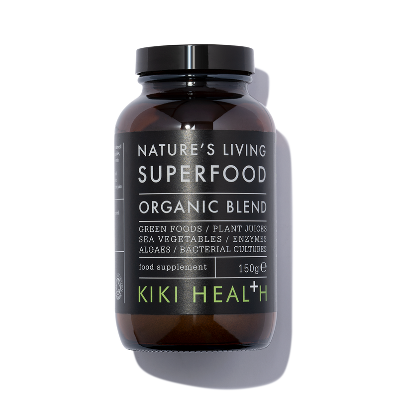 Organic Nature's Living Superfood de la marque Kiki Health