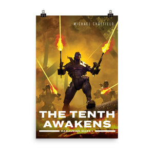 The Tenth Awakens Poster - 24x36
