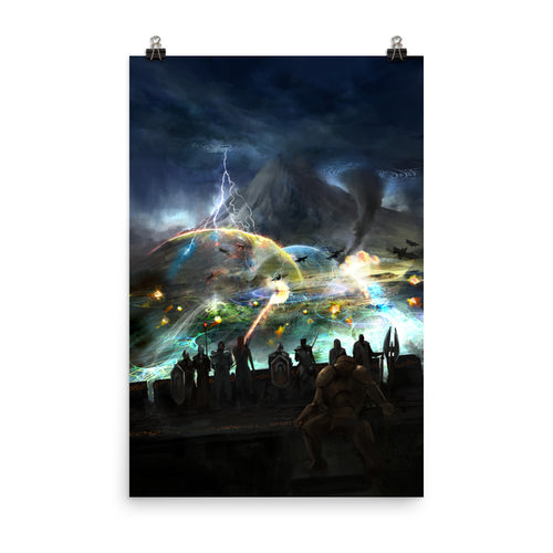 Beyond All Expectations Poster - 24x36