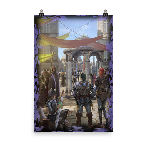 For the Guild Poster - 24x36