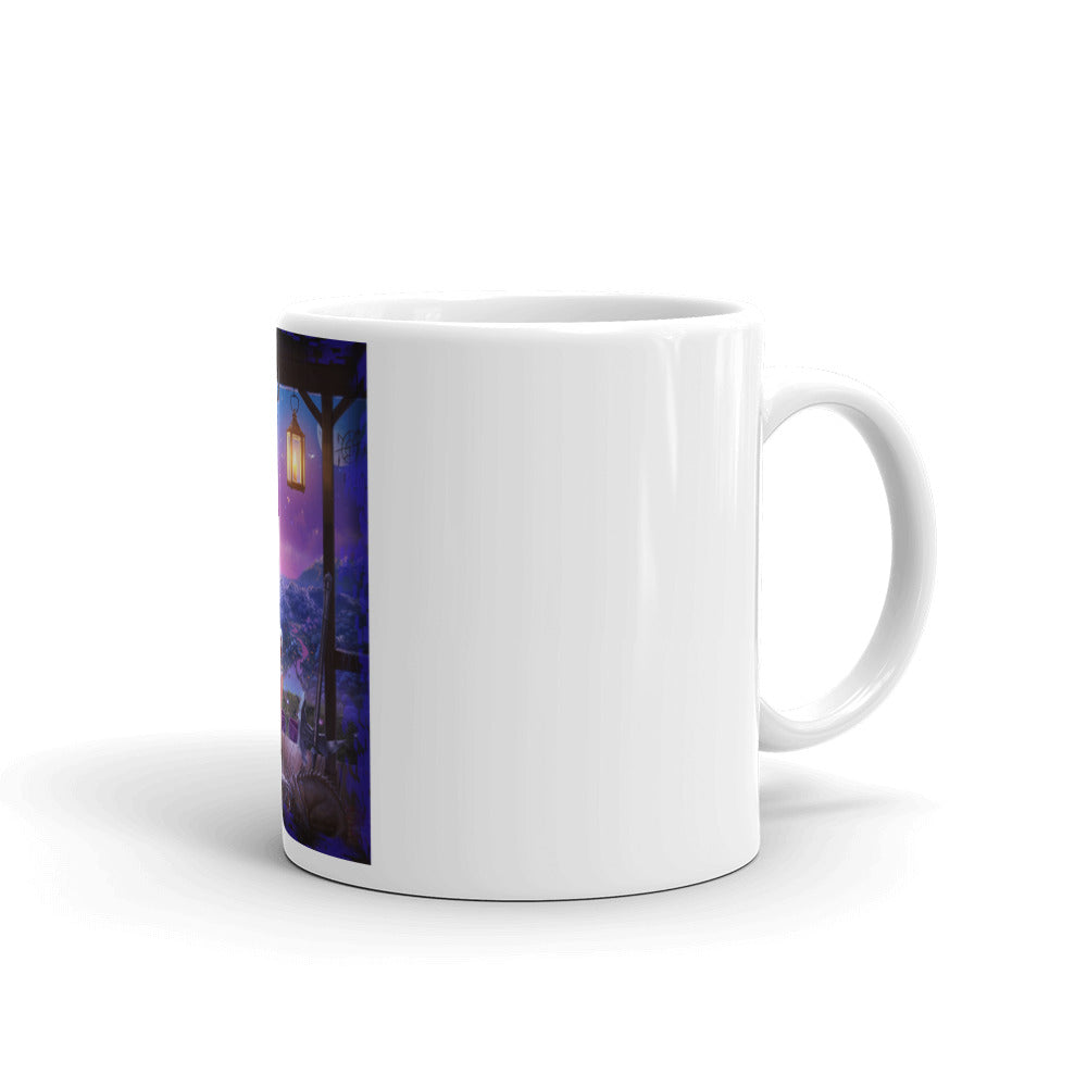 The Trapped Mind Project Mug