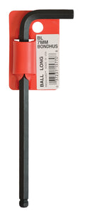 BONDHUS  BL13 BARCODED BALLEND HEX KEY, 13MM, 15782