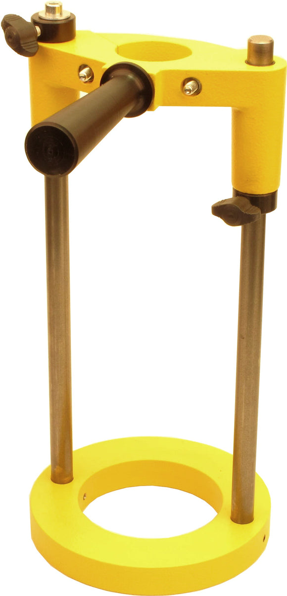 FAMAG, Lowering device for countersinks, maxØ85mm of countersink, yellow, F140521000