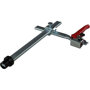BESSEY TWV16-20-15H Clamping element for welding tables with variable throat depth TW 200/150 (lever handle), BE105726