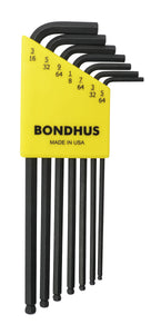 BONDHUS,BLX7   , BALLWRENCH SETS, 10945