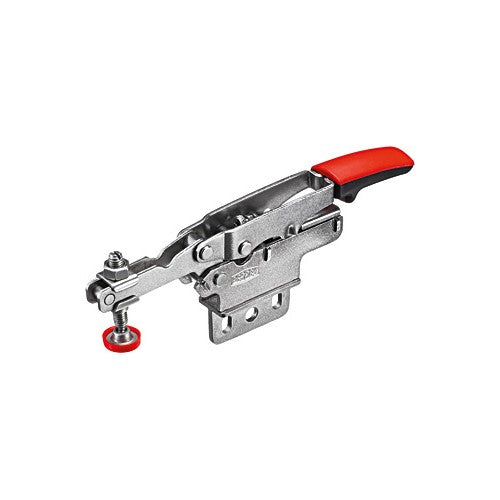 BESSEY STC-HV20 Horizontal toggle clamp with open arm and vertical base plate, BE102172