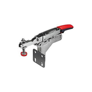 BESSEY STC-HA20 Horizontal toggle clamp with open arm and angled base plate, BE102180