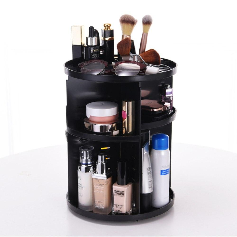 360° Roatation Make Up Organizer