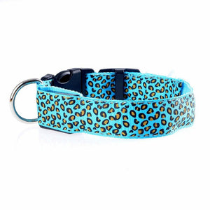 Keep Your Dogs Save in Darkness LED Collar