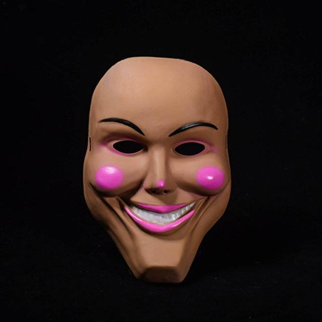 """Smiley Face"" The Purge Mask"