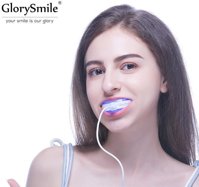 GlorySmile - Professional Dental Teeth Whitening Bleaching Kit