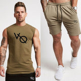 8b0b46c0469f 2019 New Fashion Summer Short Sets Men Casual Vanquish Printing Suits For Men  Chinese Style Suit
