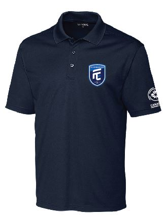 Women's Navy Polo