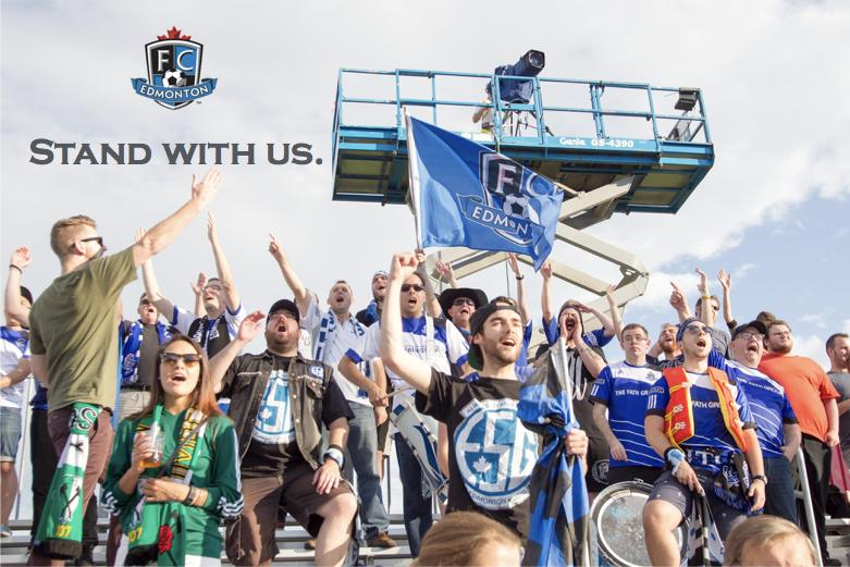 DO YOU WANT A CANADIAN PREMIER LEAGUE TEAM IN EDMONTON? It's time to step up with your season seat deposit and help build one of the greatest comebacks in Edmonton sports history! Deposits are just $100/seat and fully refundable until September 1st, 2018. Those who join the 2019 Season Seat waiting list will be eligible to select their season seat locations prior to the general public in the fall of 2018. Benefits of an FC Edmonton membership include significant savings off individual game ticket prices, access to member-only events and so much more.
