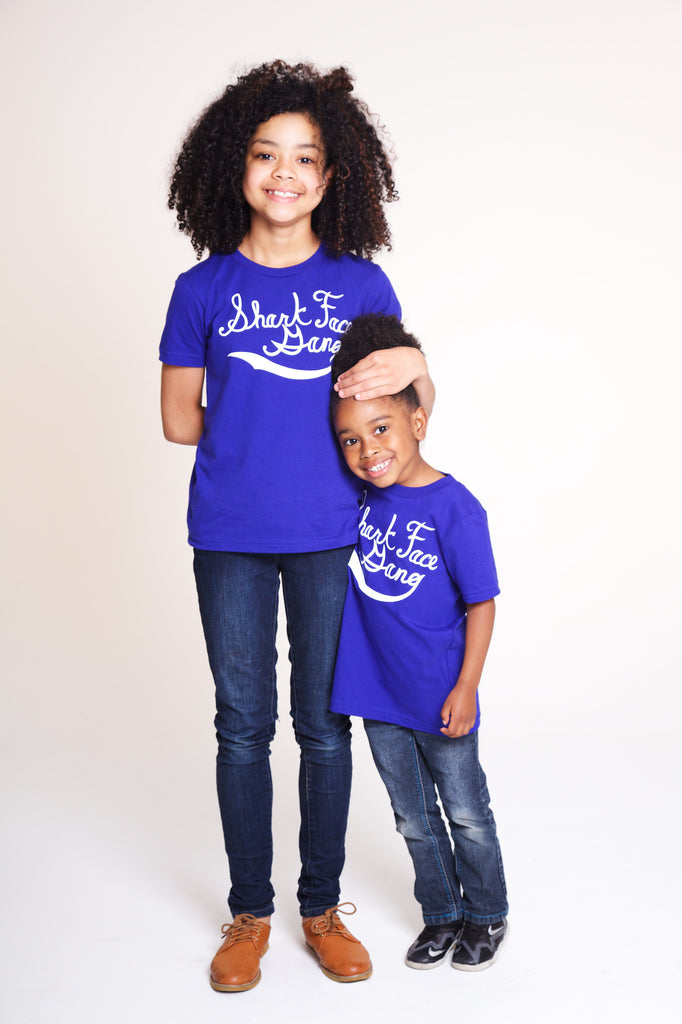 Kids Sharkfacegang T-Shirt